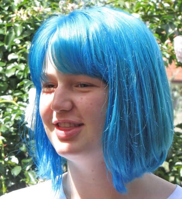 Bryony's hair change - 5