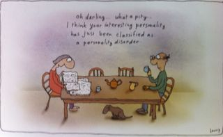 Personality disorder - Leunig