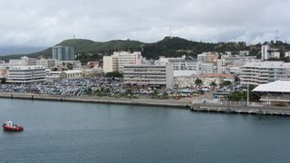 Downtown Noumea