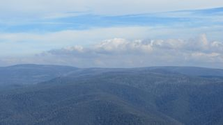 Mt Seldon Seen watch tower - north