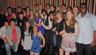 Callum's friends at 21st Party - 3