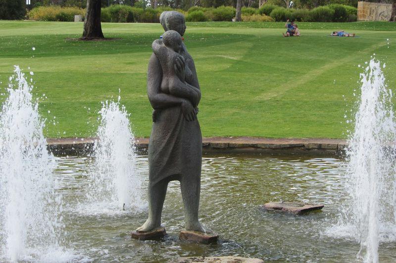 Pioneer Women's Memorial - 2