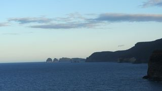 Tasman Arch views - 2
