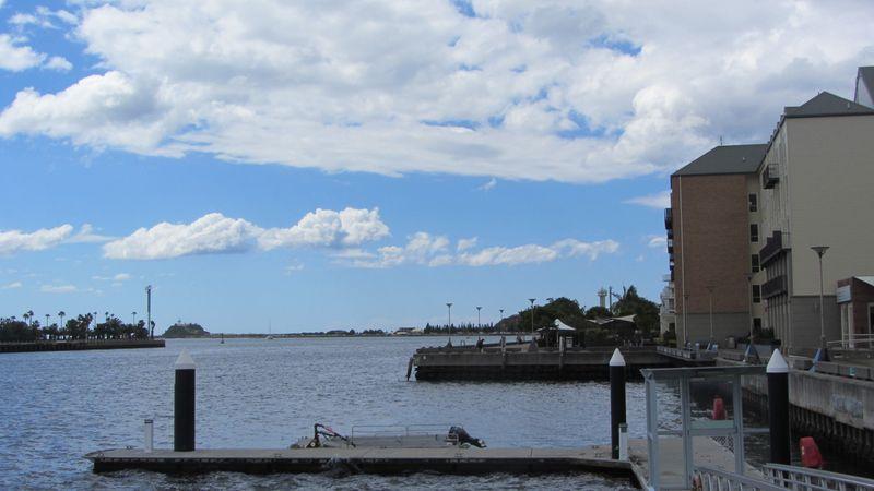 Newcastle Riverside Views - 1