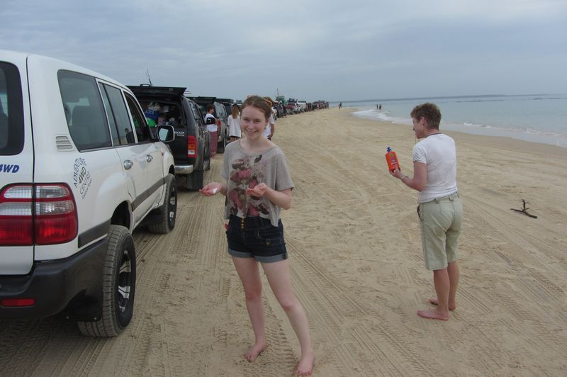 Getting to Fraser Island - 3