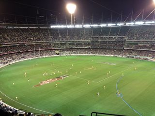 Hawthorn vs Geelong