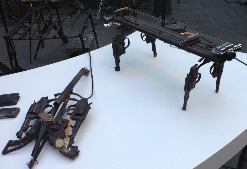 Disarm Exhibition - 2