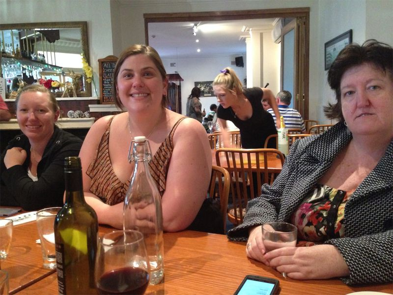 Emily, Kylie & Jackie
