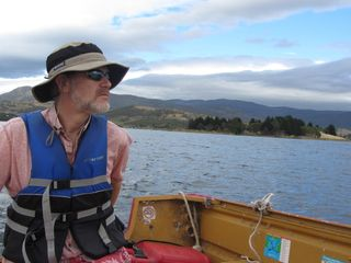 Boating on Lake Jindabyne - 2