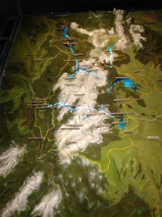 Snowy Mountains Scheme Model